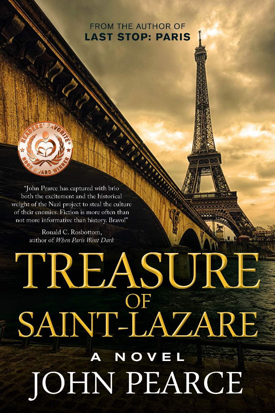 Treasure of Saint Lazare Cover EBOOK 180K